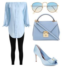 """""""Untitled #19"""" by beth-webb1 on Polyvore featuring Boohoo, Ted Baker and Mark Cross"""