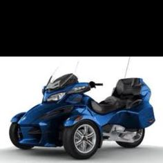 Learn to ride a Can Am Spyder and then ride it through the mountains in the Fall.