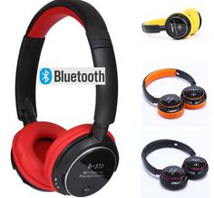 Diese schicke und moderne Bluetooth 3.0 Head ist in vier Farben(Rot Gelb, Orange, Schwarz) verfügbar. Und es verfügt über FM-Radio, 3.5mm Plug und Line-in Schnittstellen. Als ein MP3-Palyer kann man eine TF-Karte darin einstecken. Sehr tragbar und praktisch, auch wenn man kein Bluetooth-3.0-fähige Geräte verbunden hat.