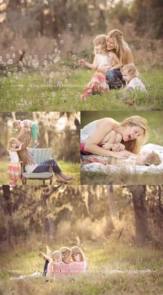 Mommy Daughter Photos--chubby cheek photography