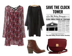 """""""Untitled #67"""" by kayushi ❤ liked on Polyvore featuring Steve Madden and The Code"""