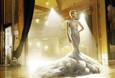 A beleza de Nicole Kidman registrada em 2008.
