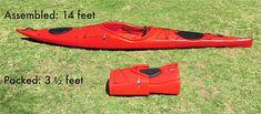 The Oru Origami Kayak design is introduced by San Francisco-based designer Anton Willis. Winter Olympic Games, Winter Olympics, Origami Kayak, Pro Surfers, Kayak Accessories, Outdoor Fun, Water Sports, Kayaking, Boats