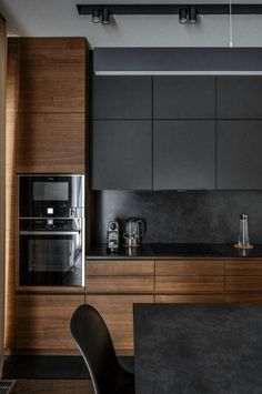 25 Minimalist And Stylish Kitchen Design Ideas #eweddingmag.com #HomeDecorationIdeas #HomeDesign #kitchendesignideas