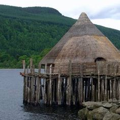 Crannogs  A crannog was a prehistoric lakeside dwelling, built mostly of wood. Built on small offshore islets, they occur on many inland lochs (notably Tay, Awe and Ness) and estuarial coastlines.