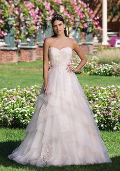 Sincerity Bridal 3934 Wedding Dress photo