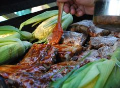 Must Read - Throw a BBQ to remember with these summer barbecue tips as well as a recipe for tasty soy sauce and honey chicken marinade, guaranteed to be a plate cleaner Chicken Marinade Recipes, Honey Chicken, Chicken Marinades, Party Catering, Summer Barbecue, Spare Ribs, Cooking Classes, Tasty, Ribe