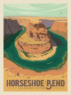 Anderson Design Group – American Travel – Horseshoe Bend, AZ