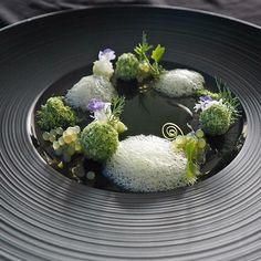 """3,600 Likes, 27 Comments - Chef Wuttisak Wuttiamporn (@chef_wuttisak) on Instagram: """"'' CUCUMBER '' - Chilled cucumber l Apple caviar l Goat Cheese avocado -"""""""