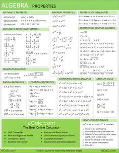 I love Algebra ;-)