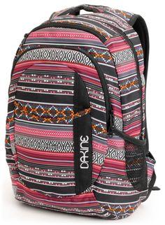 Dakine Garden Pink Vera Print Laptop Backpack