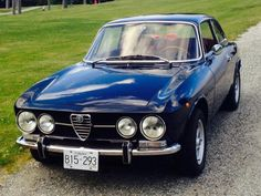 Idea: How about Photos of 105 GT's only? - Page 124 - Alfa Romeo Bulletin Board & Forums