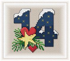 Advent Calendar - Motif 14