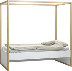 Łóżko + wysuwana szuflada na pościel Vox 4 You Young