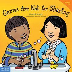 On ne partage pas les microbes Science Activities For Kids, Preschool Books, Preschool Lessons, Preschool Ideas, Senses Preschool, Health Activities, Preschool Age, Preschool Curriculum, Preschool Printables