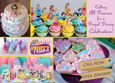 Throw a Princess Party That Your Little Princess Will Remember Only by Princess Party, Little Princess, Happily Ever After, Cake, Desserts, Fun, Tailgate Desserts, Deserts, Kuchen