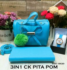3IN1 CK PITA POM (SINTESIS), READY!!