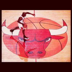 Michael Jordan - Chicago #Bulls