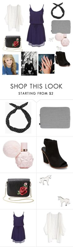 """""""ROMANTIC PARK"""" by reka15 on Polyvore featuring Boohoo, HAY, Steve Madden, Charlotte Russe, Scoop and Chicwish"""