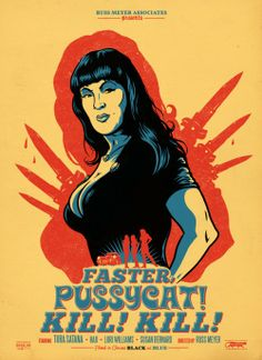 Faster Pussycat-tura poster lo res