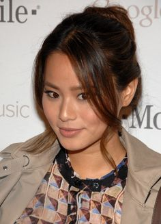 Jamie Chung - Google Music Launch Party