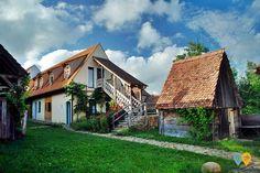 Viscri, satul săsesc păstrat intact de sute de ani se află pe lista monumentelor din patrimoniul UNESCO datorită farmecului său inconfundabil! :)