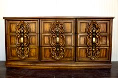 Hollywood Regency  Available for Custom Painting by ExeterFields, $1195.00