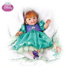 Ashton Drake Disney's Oceans of Dreams Baby Doll