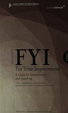 Download pdf books the leadership experience pdf epub mobi by fyi for your improvement for learners managers mentors and feedback givers fandeluxe Images