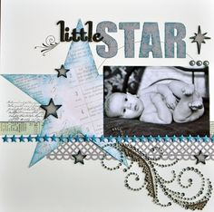 """Change to """"Our Star""""- use sheet music cut out into star"""