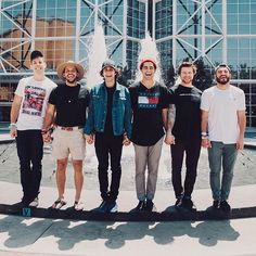 It was an eight month drought, until we stepped on the fountain. The boys finally got it wet Photo by Vlog Squad, Squad Goals, Liza Koshy And David Dobrik, Zane And Heath, Kristen Mcatee, Gorgeous Men, Beautiful People, Heath Hussar, Jason Nash