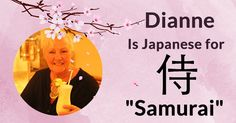 What does your name mean in Japanese?
