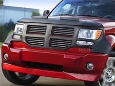 Dodge Nitro Accessory - Mopar OEM Dodge Nitro Hood Cover