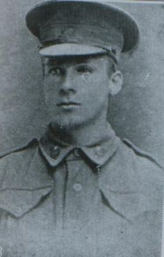 Lt. William Parry 1st AIF brother of Mrs Delia Mallett