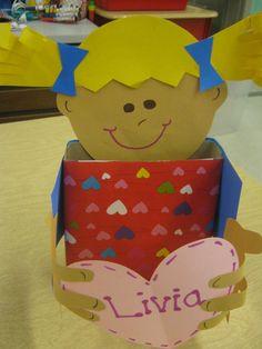 Freebie for the cutest Valentine box! :) 1st Grade Hip Hip Hooray!: Valentine Freebie