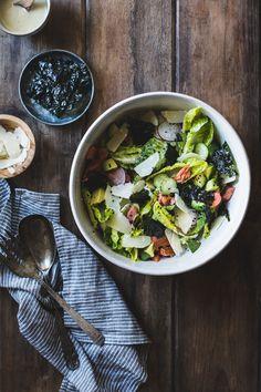 The Bojon Gourmet: Wasabi Caesar Salad {gluten-free}