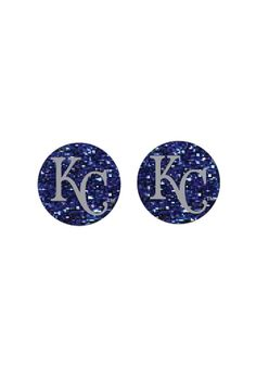 I want these earrings but they are all sold out. Kc Royals Baseball, Baseball Mom, Womens Earrings, Team Gear, Kansas City Royals, Cute Gifts, Ahs, Sports Teams, Gourds