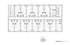 Student Residence Paul Lafleur / Bisson   Associés Architects