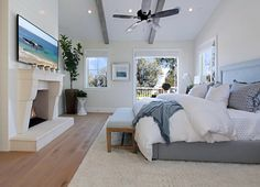 Master Bedroom Paint Color Ideas #MasterBedroomPaintColor #MasterBedroom #PaintColor Patterson Custom Homes