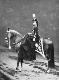 Empress Victoria of Germany, Queen of Prussia, eldest child of Queen Victoria