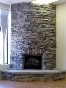 1970s House Interiors Stone Clad Fireplace Chimney Google Search Beam Cast