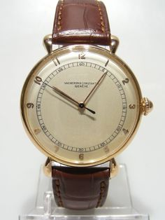 What's Selling Where: Five Special Vintage Vacheron Constantin Watches — HODINKEE - Wristwatch News, Reviews, & Original Stories