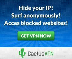CactusVPN Server & Security Protocol Expansion at http://vpncreative.com/