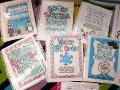 Seusstastic Classroom Inspirations: Winter-licious Fun!