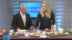 This link is from my CHCH Morning Live interview on Jan 14th, 2015. I had so much fun talking with Bob about healthy eating and how to make fitness goals instead of making fitness wishes! Enjoy :-)