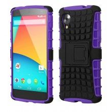 Capa Nexus 5 Cruzerlite Spi-Force - Black - Purple  13,99 €