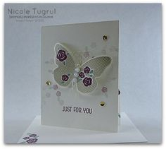 Floral Wings by Be Creative with Nicole