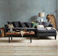 West Elm Sectional [SOURCE]