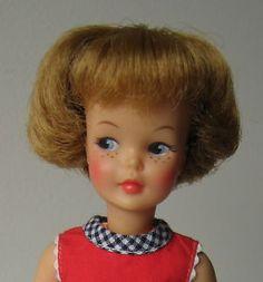 Pepper - as in Tammy's little sister.  I loved my Pepper doll!