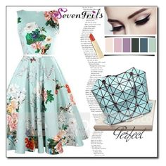 """SevenGrils 9"" by ruza66-c ❤ liked on Polyvore featuring Tag and vintage"
